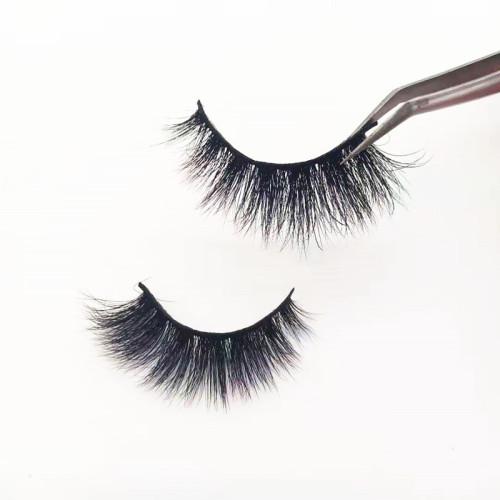 Best Selling high  Quality Factory Price Custom Packaging Mink  Eyelash
