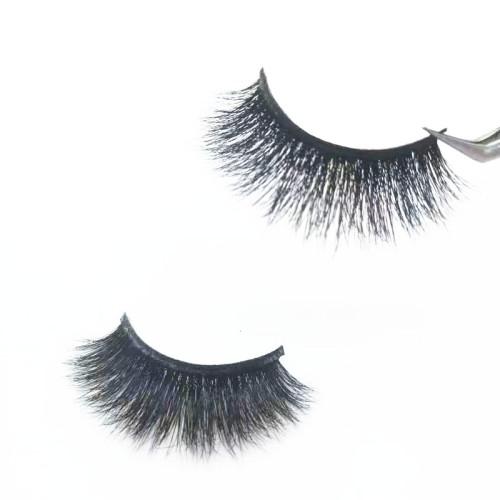 Qingdao veteran100% handmade  Custom package false eyelashes