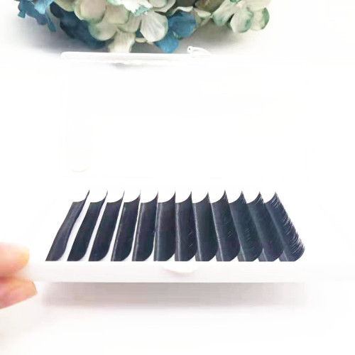 Classic faux mink lashes wholesale 100% Handmade individual faux mink eyelashes extension