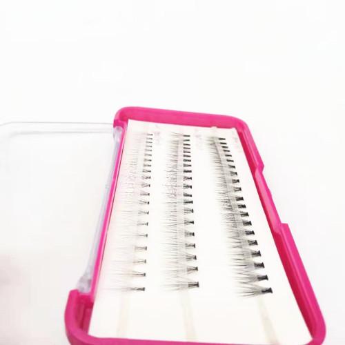 Natural eyelashes  good quality 10D individual eyelashes