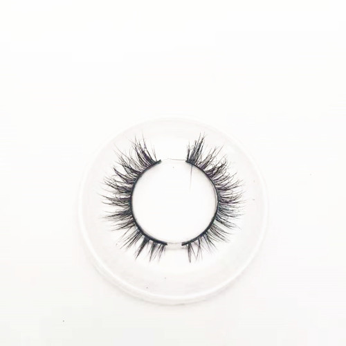 Professional wholesale faux mink eyelashes  with packaging box 3d mink eyelashes