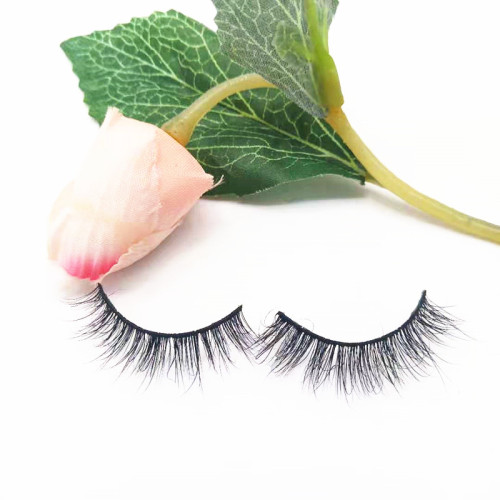 Hot sale Factory Price Lashes Eyelashes Soft Natural Hair Handmade one pair