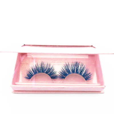 Eyelashes beauty Lashes Fashion Colorful Eyelashes Private Label