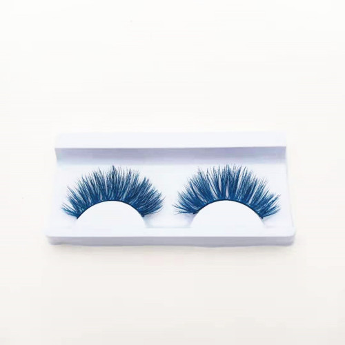Eyelashes beauty Lashes Fashion Colorful Eyelashes Private Label