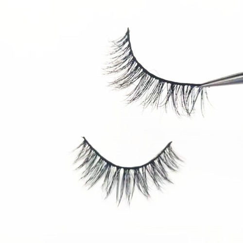 Manufacturer Vendors Supplies handmade 3d mink eyelashes with custom box your own brand