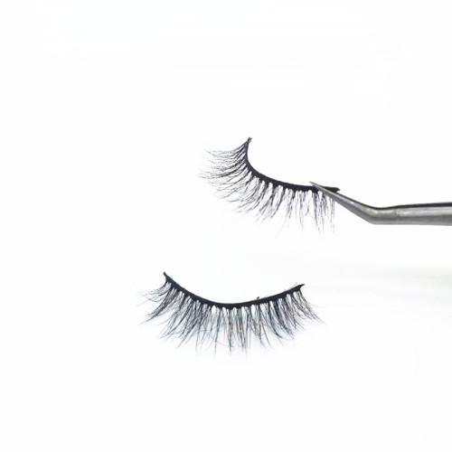 Most Comfortable Mink 3d Lashes Ever Premium Mink Strip Eyelashes
