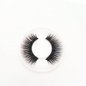 High Quality Cheap Custom Cruelty Free Wholesale Fake Mink regular Eyelashes