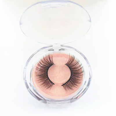 OEM Black Band Custom Made Eyelashes Mink Fur Eyelash 3d mink eyelashes