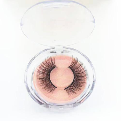 OEM Black Band Custom Made Eyelashes Mink Fur Eyelash 3d mink eyelashes