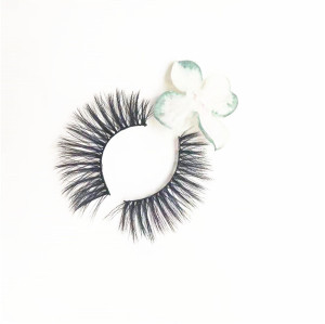 One Dollar Eyelashes Invisible 3D Faux Mink Lashes Private Label ,Origin Qingdao