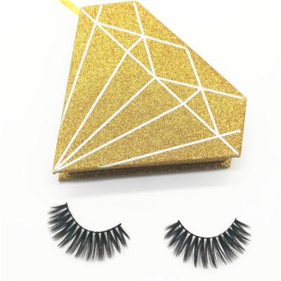 3d silk eyelashes private label customized lash box false eyelashes,Origin Qingdao