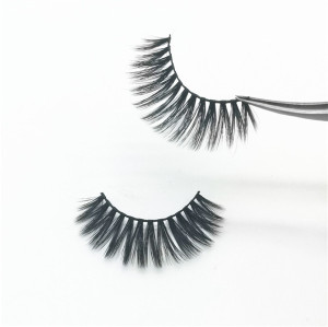 3d silk eyelashes private label customized lash box false eyelashes,Origin Qingdao