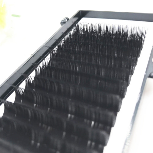 Cosmetics private label lashes extension mink eyelash extension oem eyelashes for extension