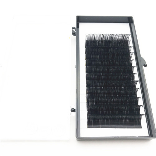Easy to Make Fans False Eyelash extension  Private Label Lashes