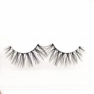 Hand Made mink eyelashes vendor Creat own brand Private Label 3D Mink Eyelashes