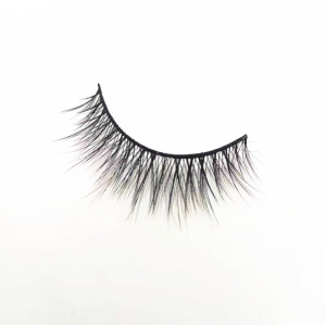 High Quality Real Mink 3D Eyelashes Own Brand Eyelash Vendors
