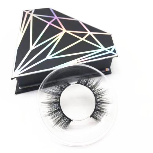 Wholesale private label eyelashes  3d lashes and custom eyelash packaging