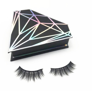 Wholesale private label eyelashes  3d lashes and custom eyelash packaging