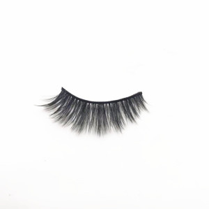 Hot Selling regular natural Long  Eyelash Manufacturers Wispy Lashes