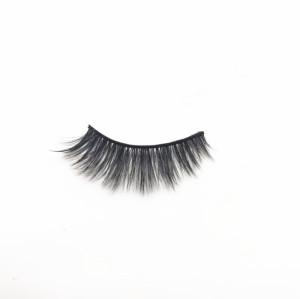 Hot Selling regular natural Long  Eyelash Manufacturers Wispy Lashes