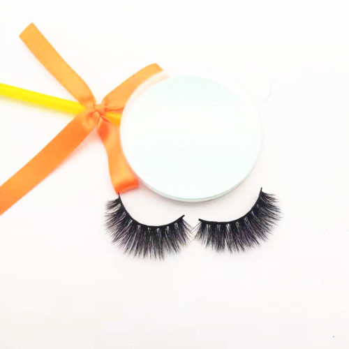 Best Quality OEM Customized Private Label Mink Eyelashes natural looking