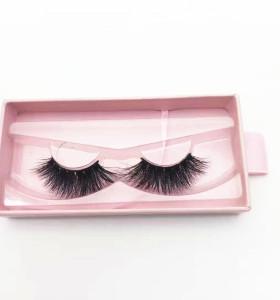 Own Brand Excellent Quality Wholesale Eyelashes one Pairs False Eyelashes