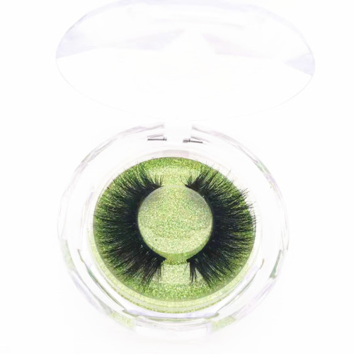 China factory supplied natural long mink eyelashes
