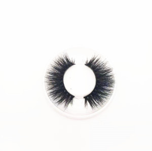 China factory supplied natural long mink eyelashes