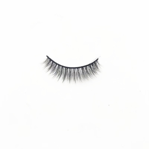 Hand Made eyelashes vendor, Creat own brand Private Label 3D Silk Eyelashes Custom Packaging