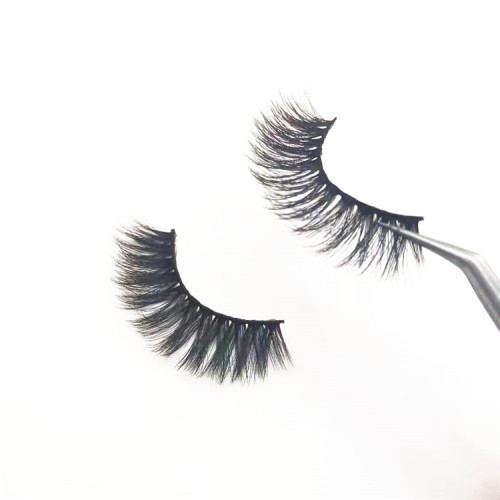Synthetic mink lashes strip vendor best quantity private label eyelashes