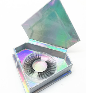 Qingdao Veteran Manufacturer Quality Guaranteed silk 3d eyelashes false Lashes
