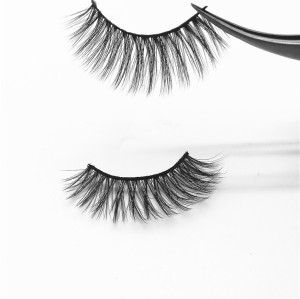 Qingdao Veteran Manufacturer Quality Guaranteed silk 3d eyelashes false Lashes