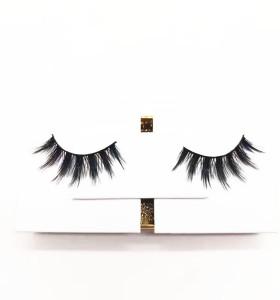 Wholesale Private Label handmade 3D faux mink eyelashes Luxury Eyelashes