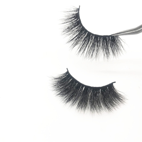 New and beautiful long 3d mink lashes wholesale private label mink lashes,origin Qingdao