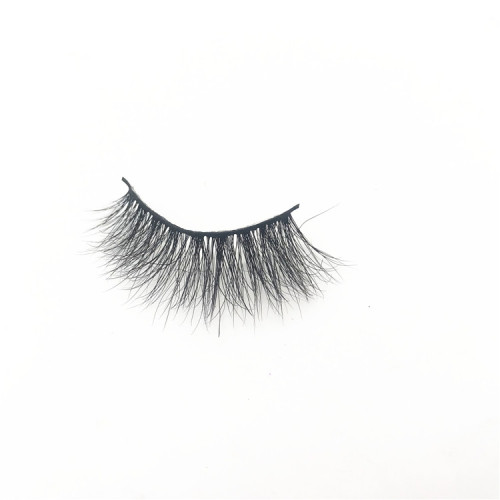 Creat own brand Private Label 3D Mink Eyelashes, Qingdao Natural Custom Package Pure Mink Eyalshes
