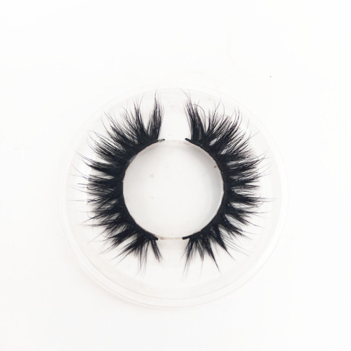 Best sell Customized Styles Hand Made Premium  faux Mink eyelash accept own brand
