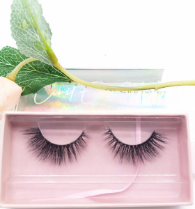 Clear band 3D mink lashes 100% mink eye lashes false eyelashes oem accepted