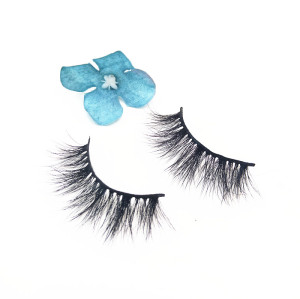 Factory Direct Supply  Fake Eyelashes Wholesale Cheap Eyelashes Mink Natural Looking