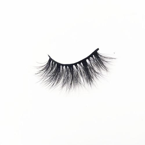 Factory Direct Supply  Fake Eyelashes Wholesale Cheap Eyelashes Mink Natural Looking