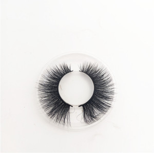 Beautiful False Eyelashes Wholesale  False Mink Eyelash Packaging Box hot selling Eyelashes