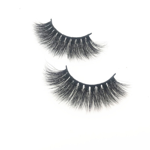 Top quality hot sale free design logo private label mink eyelashes beauty lash