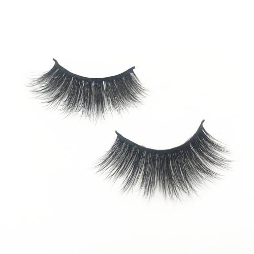 Various styles 3D Mink False Lashes  good quality Custom Packaging Mink Eyelashes