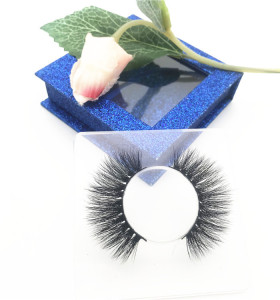 Handmade real mink fur false eyelash  thick fake faux eyelashes Makeup beauty False Eyelashes