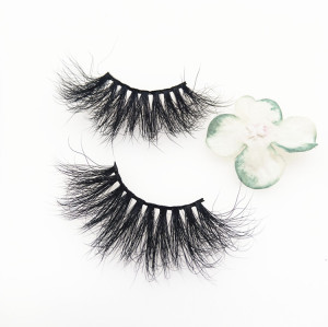 Competitive Price Fast Delivery private label 25mm faux mink eyelashes,Eyelashes Mink