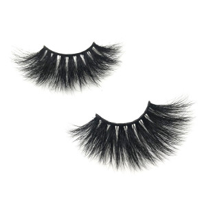 Custom Packaging High Quality Private Label Boxes Eyelash 25mm Mink Lashes