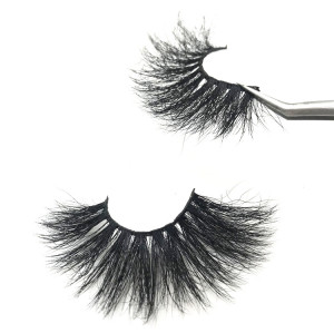 Factory Price Handmade Fake Eyelashes extra Long Thick Eyelashes Eye Lashes