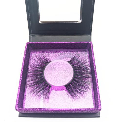 100% mink eyelashes private label mink eyelashes vendors, wholesale 25mm eyelashes book
