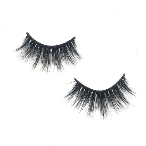 High quality 3d mink false eyelash vendors sell mink lashes creat your own mink individual eyelash