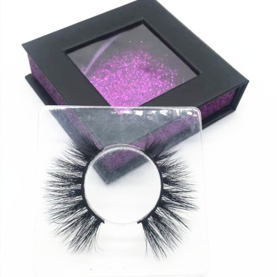 Mink Strip Eyelashes Wholesale Mink Eyelash Custom Eyelash Packaging Private Label