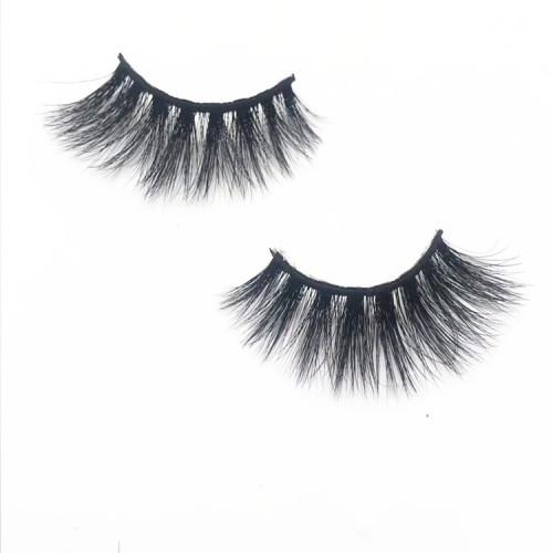 Mink Strip Eyelashes Wholesale Mink Eyelash Custom Eyelash Packaging Private Label